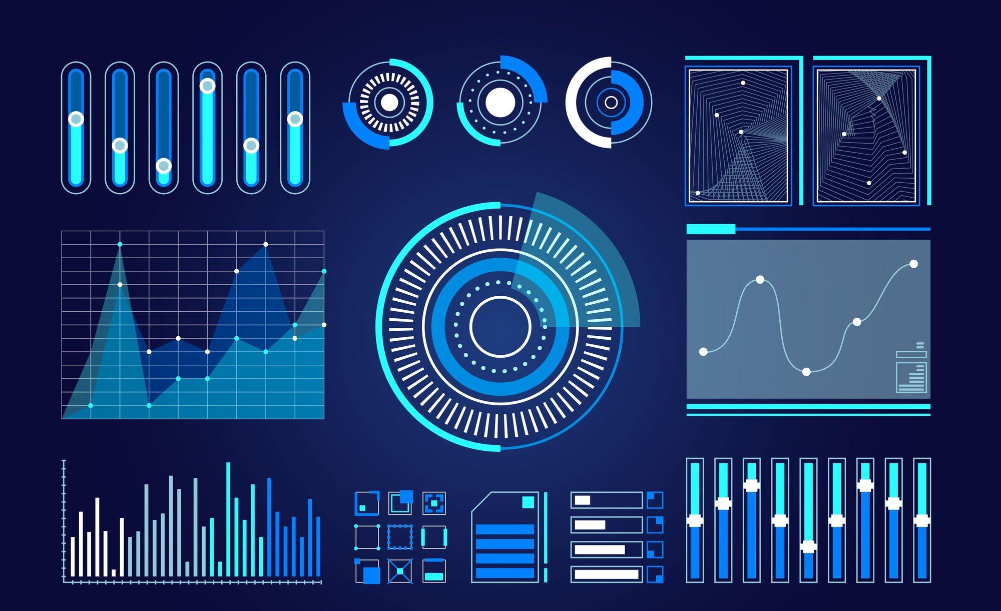 üzleti adatok kiértékelés, adatvizualizáció