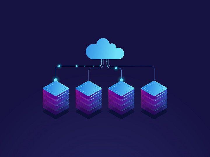 adatok tárolása távoli szerveren